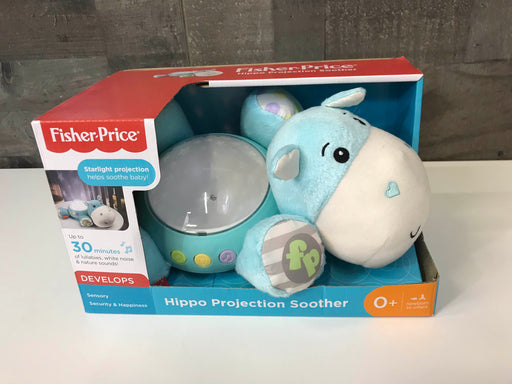 Fisher Price Hippo Projection Soother