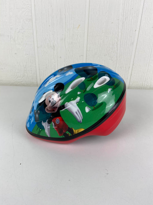 used Disney Mickey Mouse Bike Helmet