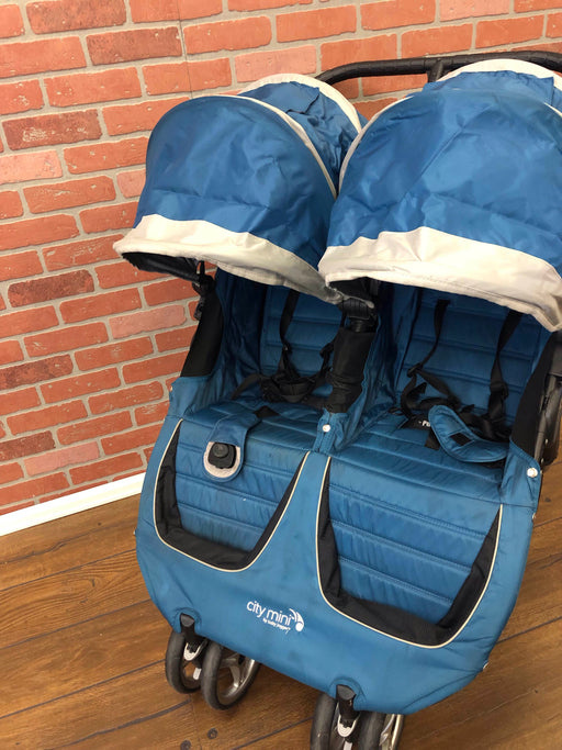 Baby Jogger City Mini Double Stroller, 2015