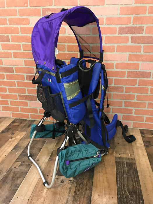 LL Bean Kelty Kids Child Carrier Hiking Backpack