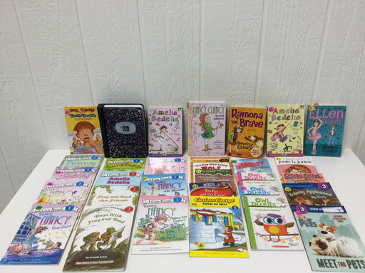 used BUNDLE Children's Chapter Books