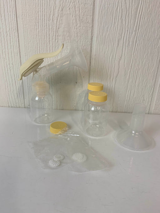 used Medela Harmony Manual Breast Pump