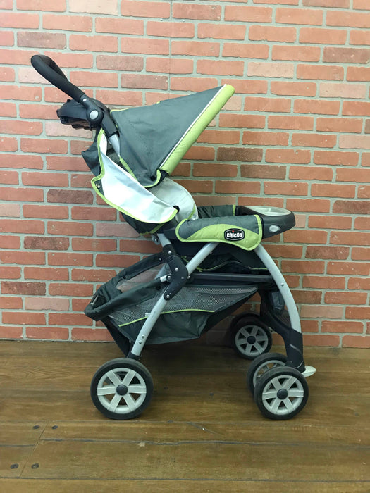 Chicco Cortina Travel System Stroller