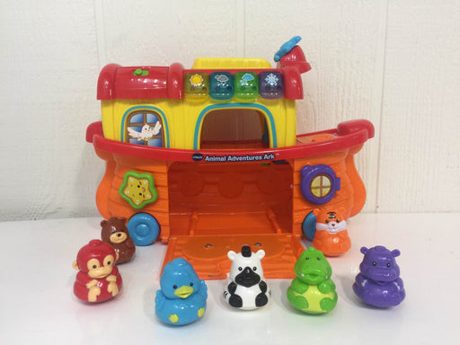 used VTech Animal Adventure Ark