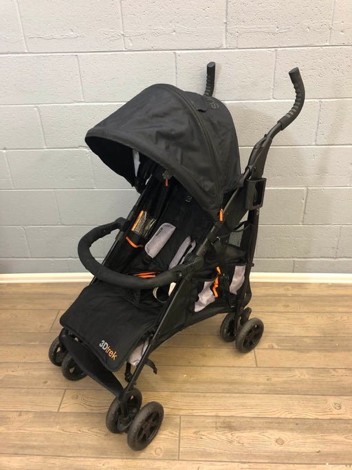 Summer Infant 3D Trek Convenience Stroller, 2017