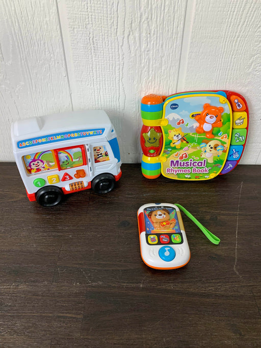 used BUNDLE Interactive Toys