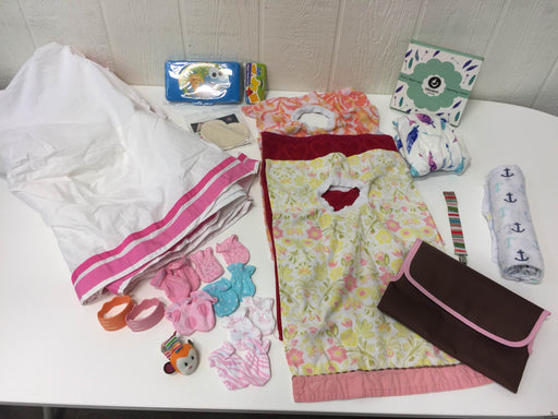 used BUNDLE New Mom Gear and Baby Accessories