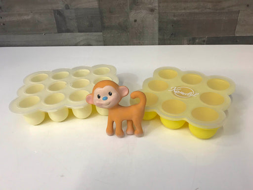 Bundle Silicone Baby Food Storage Trays