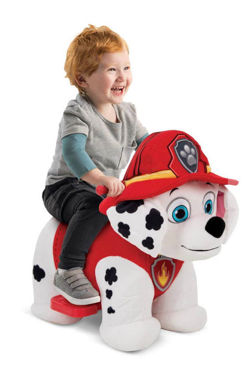 used Huffy Paw Patrol Marshall Ride On Toy