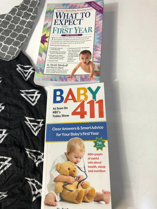 BUNDLE New Baby Essentials
