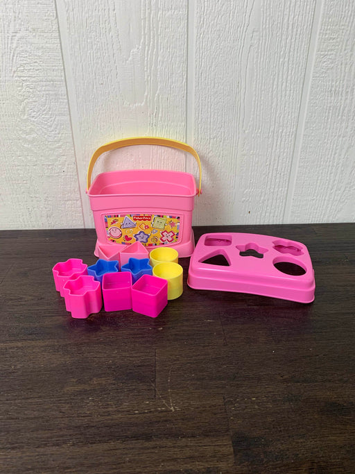 used Fisher Price Baby's First Blocks