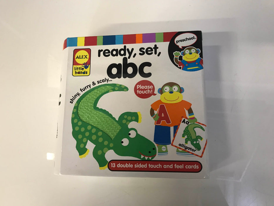 BUNDLE Classic Toys And Touch-And-Feel Flash Cards