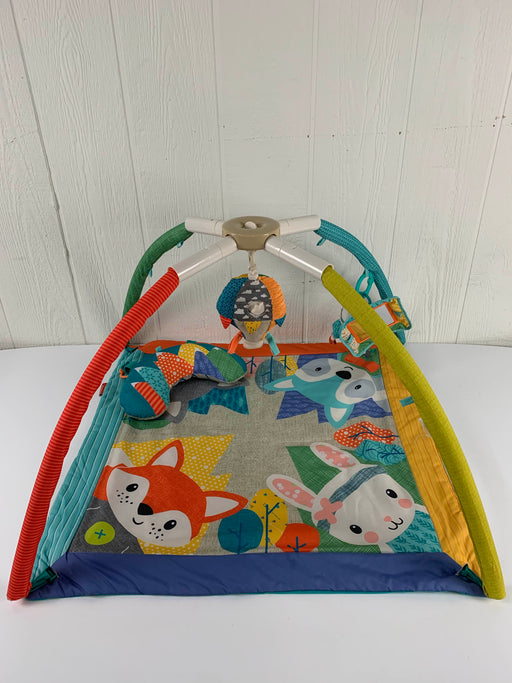 used Infantino Go gaga! Twist & Fold Activity Gym