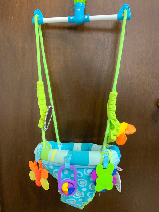 used Bright Starts Doorway Jumper