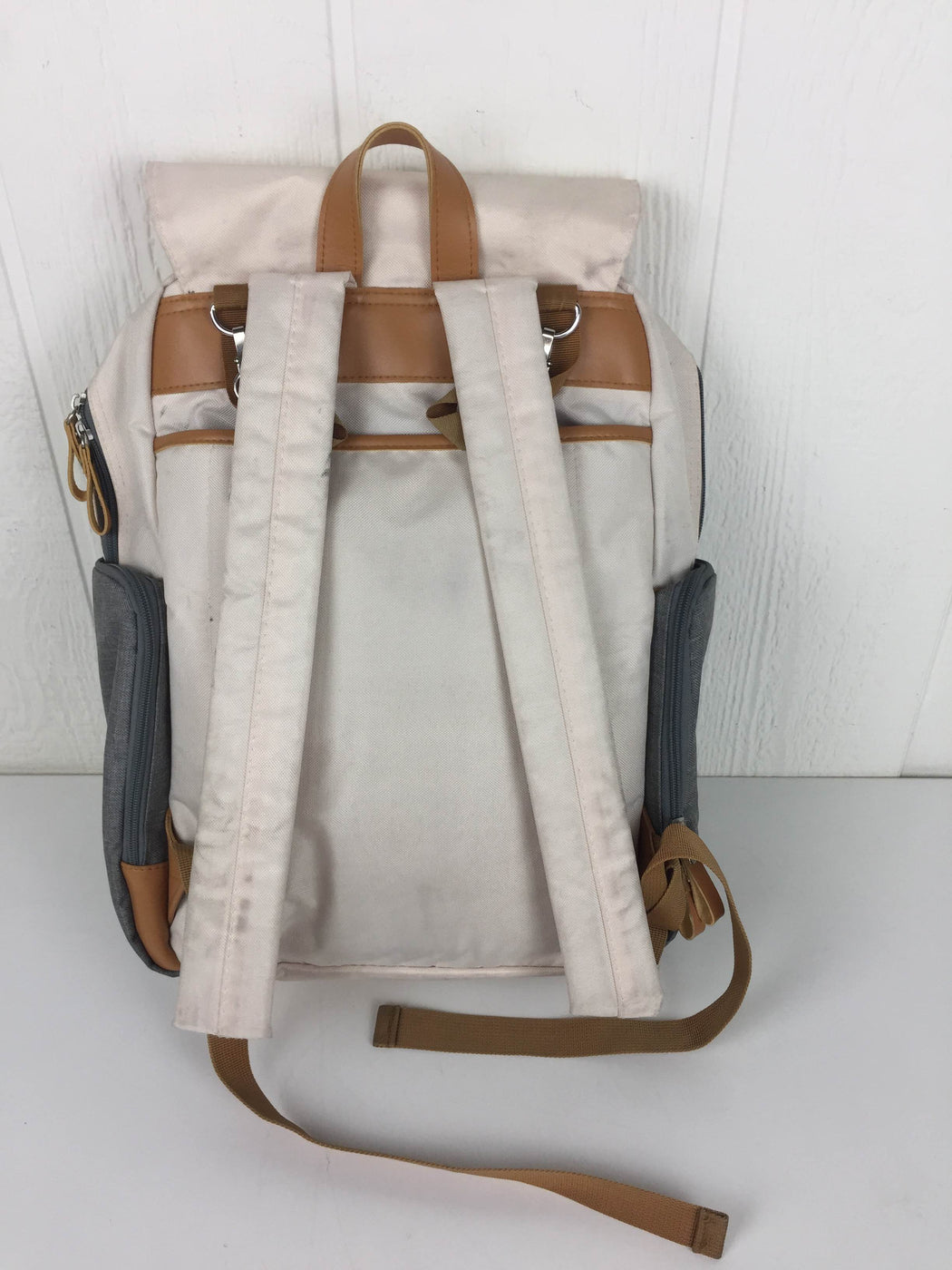 secondhand Parker Baby Co. Birch Bag Diaper Backpack