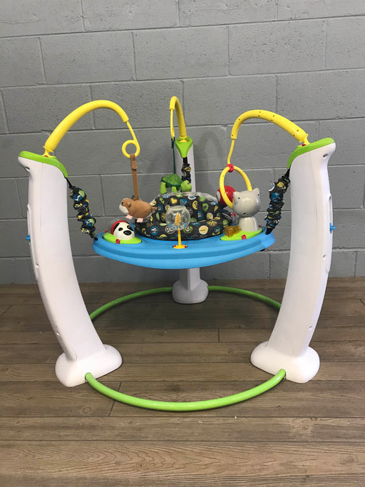 Evenflo ExerSaucer Jump And Learn Activity Center My First Pet