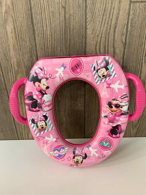 used Ginsey Home Solutions Minnie MouseTravel/ Folding Potty Seat