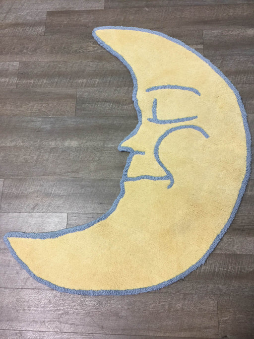 used Pottery Barn Kids Man In The Moon Rug