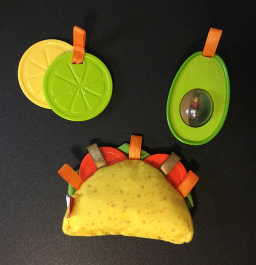 used Fisher Price Taco Tuesday Gift Set