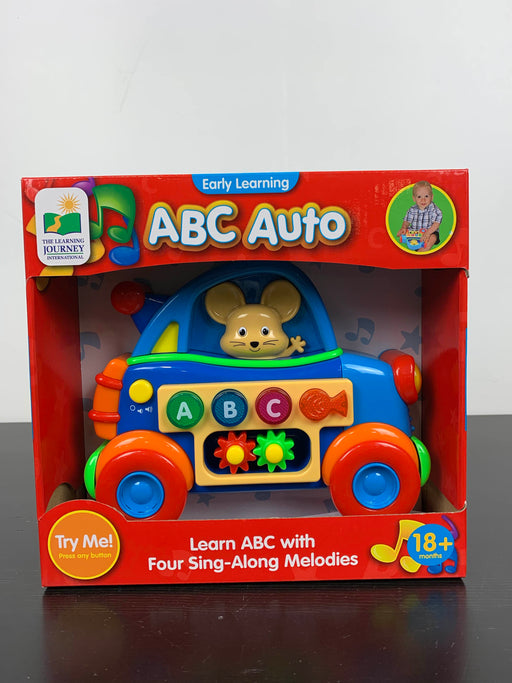 used The Learning Journey International ABC Auto