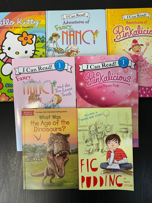 used BUNDLE Books Early Reading