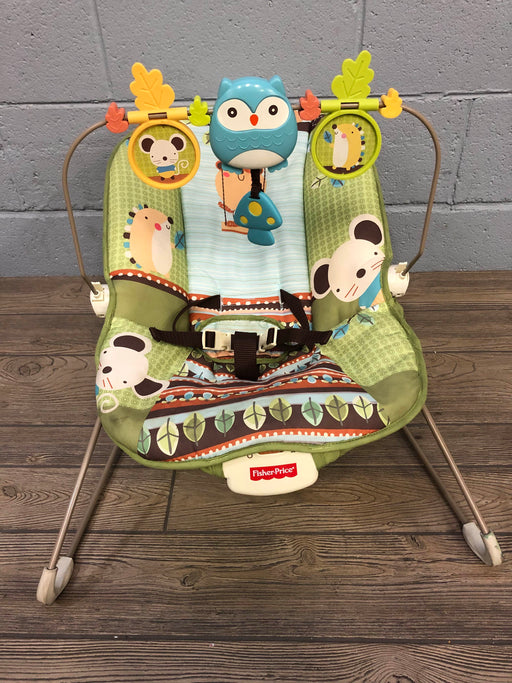 Fisher Price Baby Bouncer- Forest Fun
