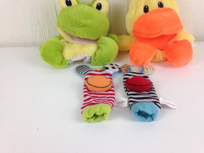 used BUNDLE Hand Puppets