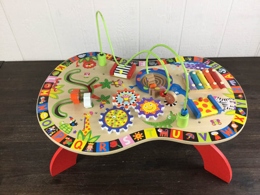 used ALEX Toys Alex Jr. Busy Table Activity Center