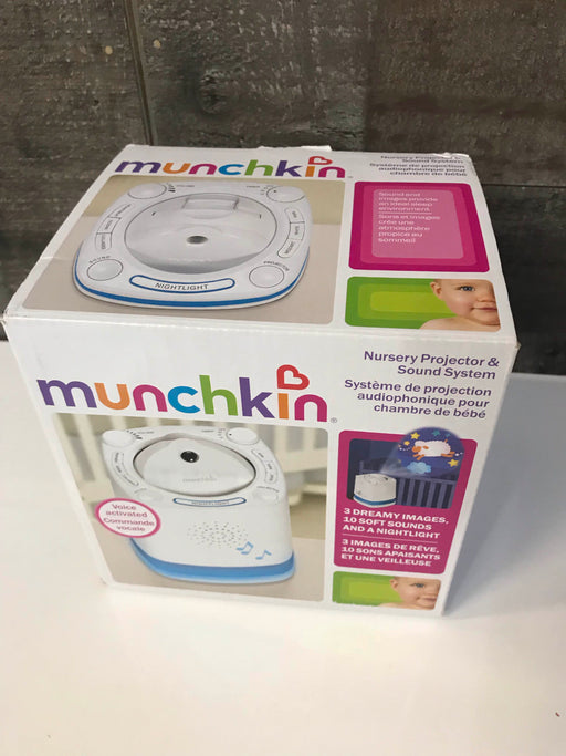 Munchkin Projector And Sound System