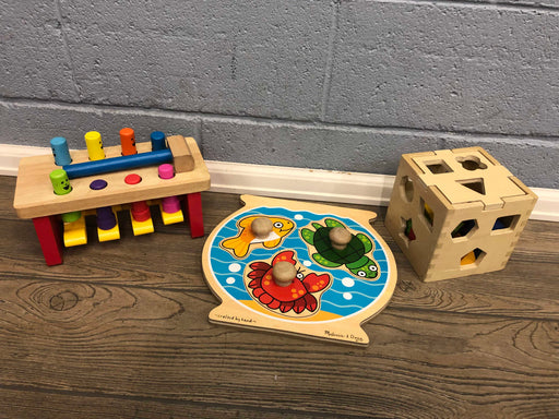 BUNDLE Wood Toy Bundle