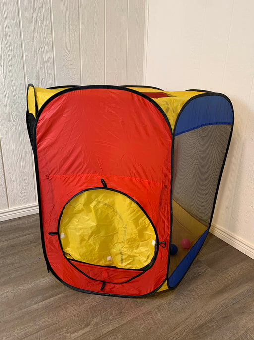 used eWonderworld Hexagon Pop Up Play Tent