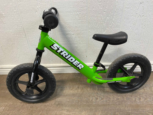 used Strider Balance Bike
