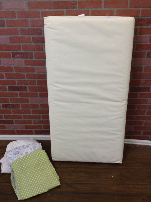 Lullaby Earth Mattress + Fitted Sheets