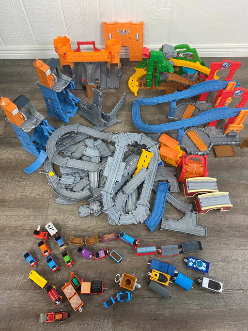used Thomas & Friends TrackMaster Set