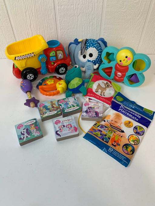 used BUNDLE Infant & Toddler Toys