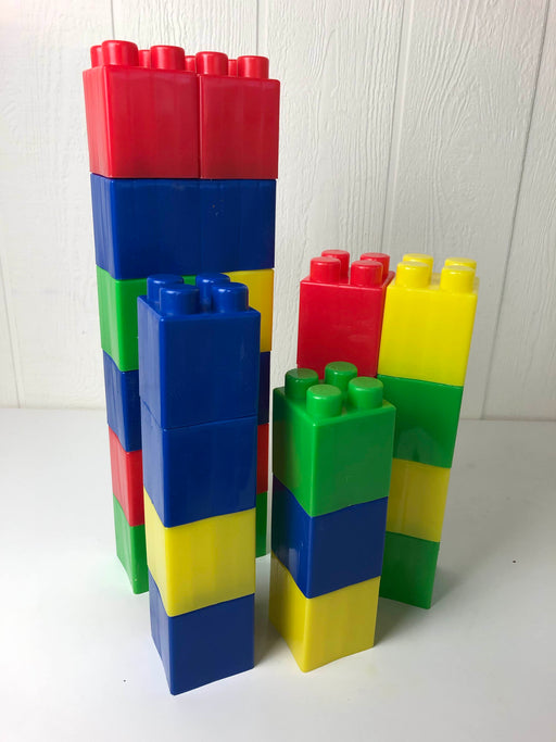 used Plastic Blocks