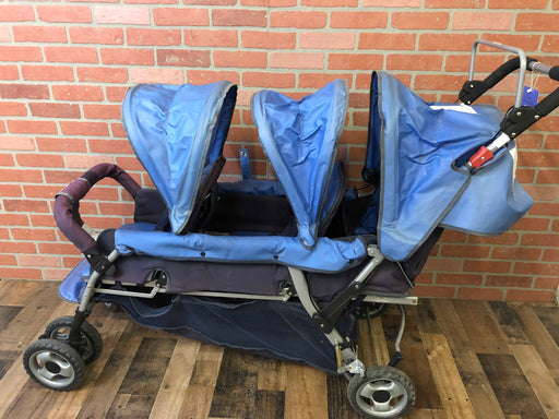 Foundations Triple Stroller