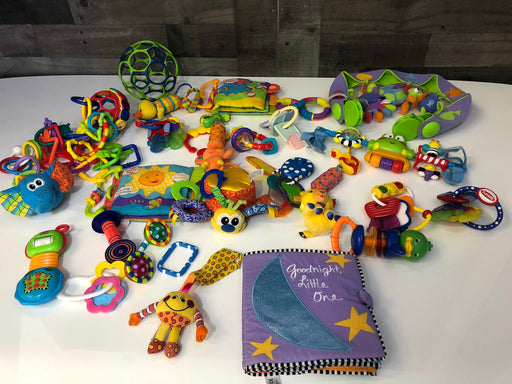 BUNDLE Teething And Grasping Toys