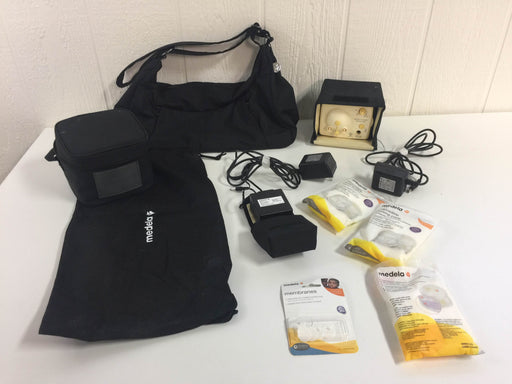 used Medela Pump In Style Advanced Breast Pump With Bag