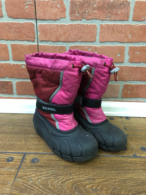 Sorel Kids Winter Boots, Size 3.