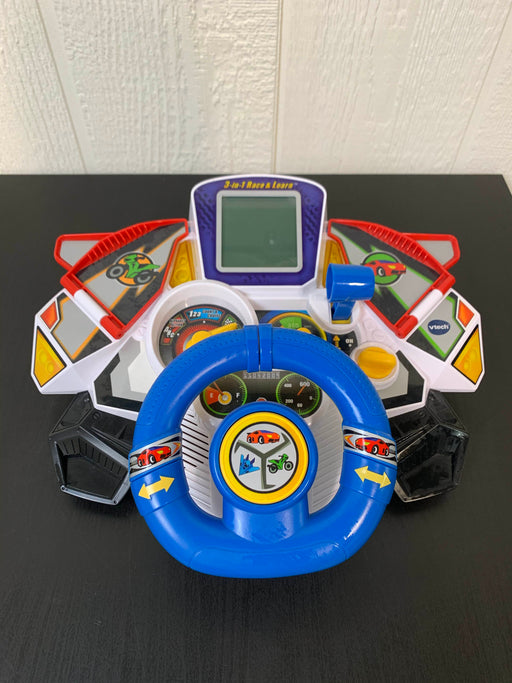 secondhand VTech 3 In 1 Race And Learn