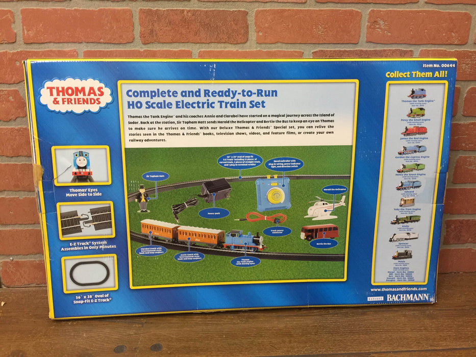 Bachmann Trains Deluxe Thomas & Friends Special