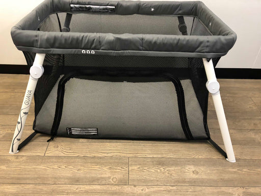 used Guava Family Lotus Travel Crib And Bassinet