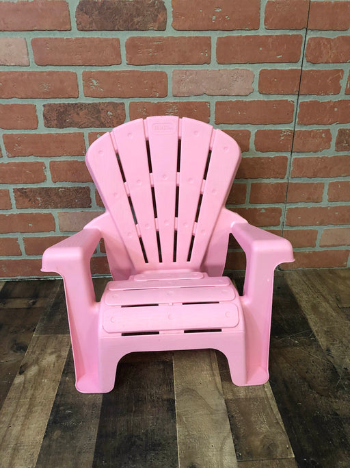 Little Tikes Pink Garden Chair