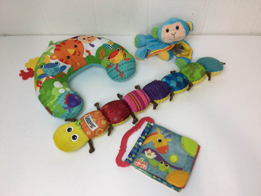 used BUNDLE Soft Toys