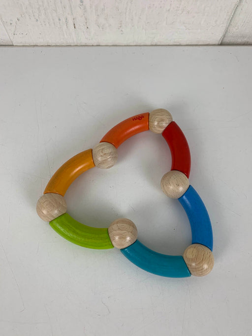 used HABA Color Snake Clutching Toy