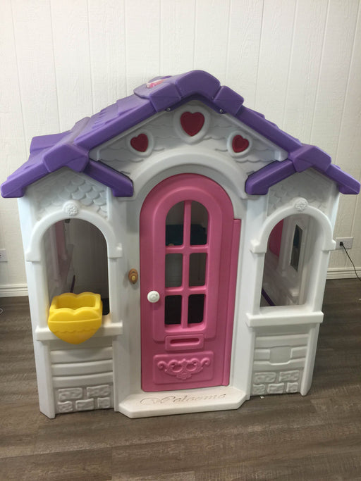 used Step2 Sweetheart Playhouse