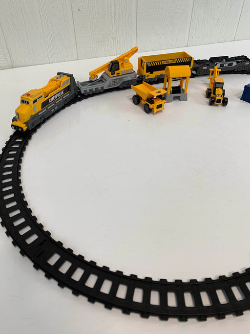 used Toy State Caterpillar Express Train Set