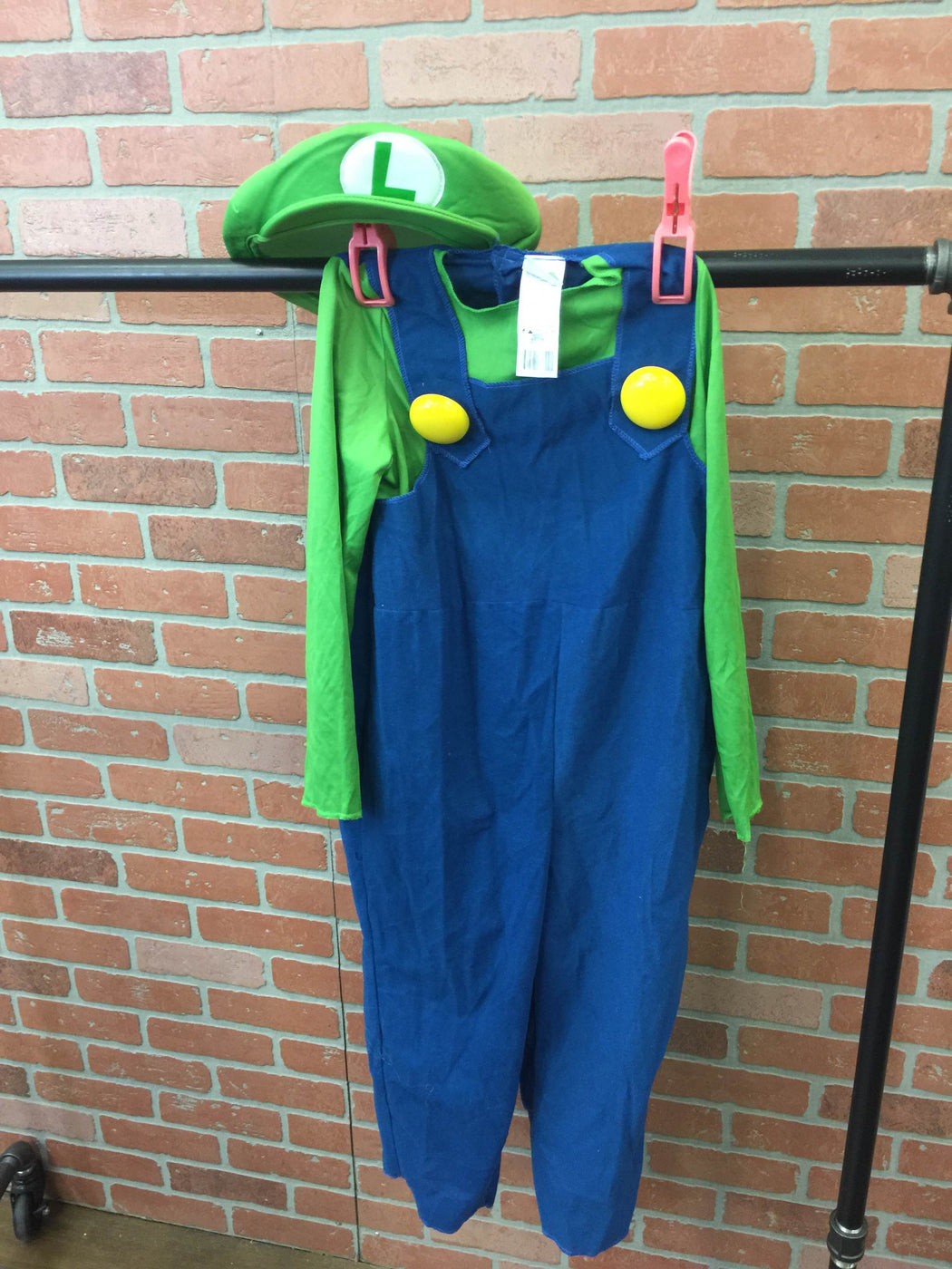 BUNDLE Dress Up Costumes- 3 Mario Bros.