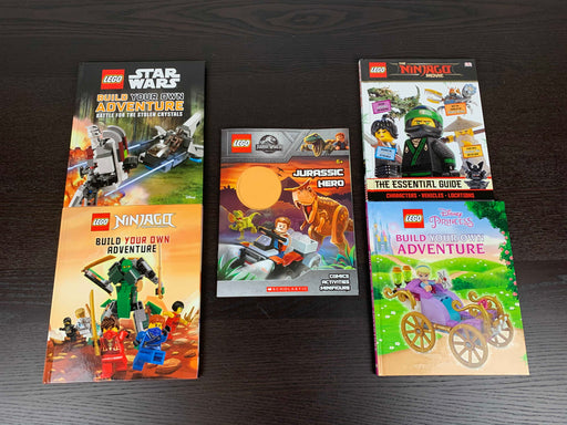 used BUNDLE LEGO Books